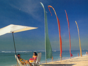 umbul umbul Balinese vlaggen